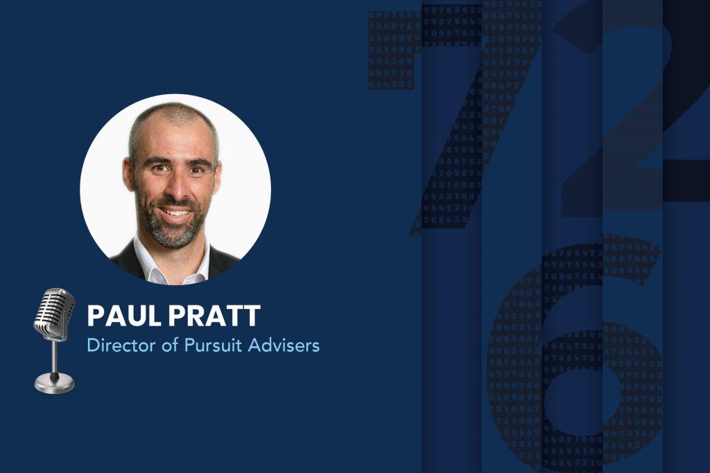 Paul Pratt, Director of Pursuit Advisers
