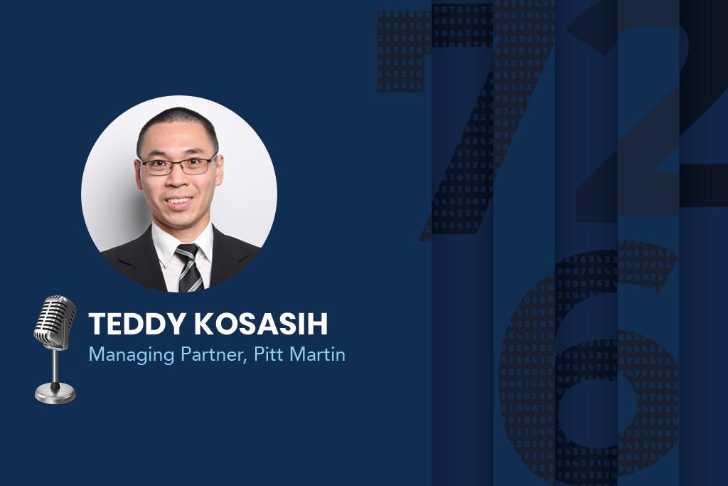 Teddy Kosasih, the Managing Partner at Pitt Martin Accountants & Tax Advisers