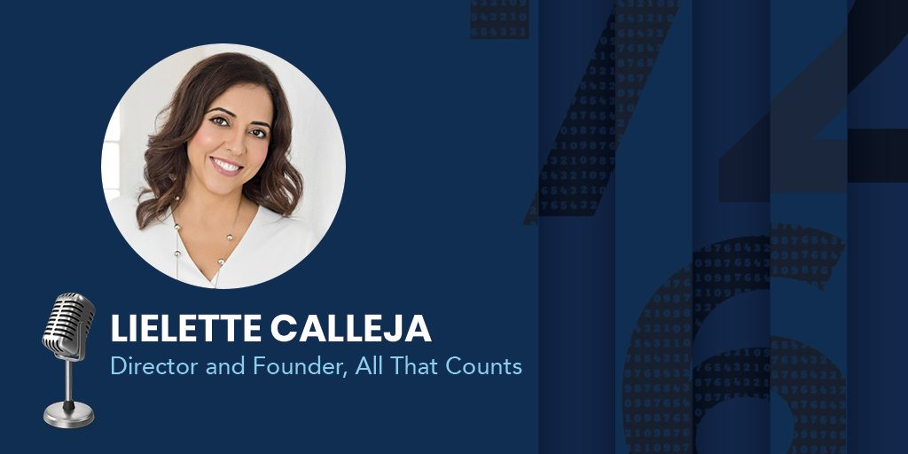 Lielette Calleja, Director and Founder at All that counts