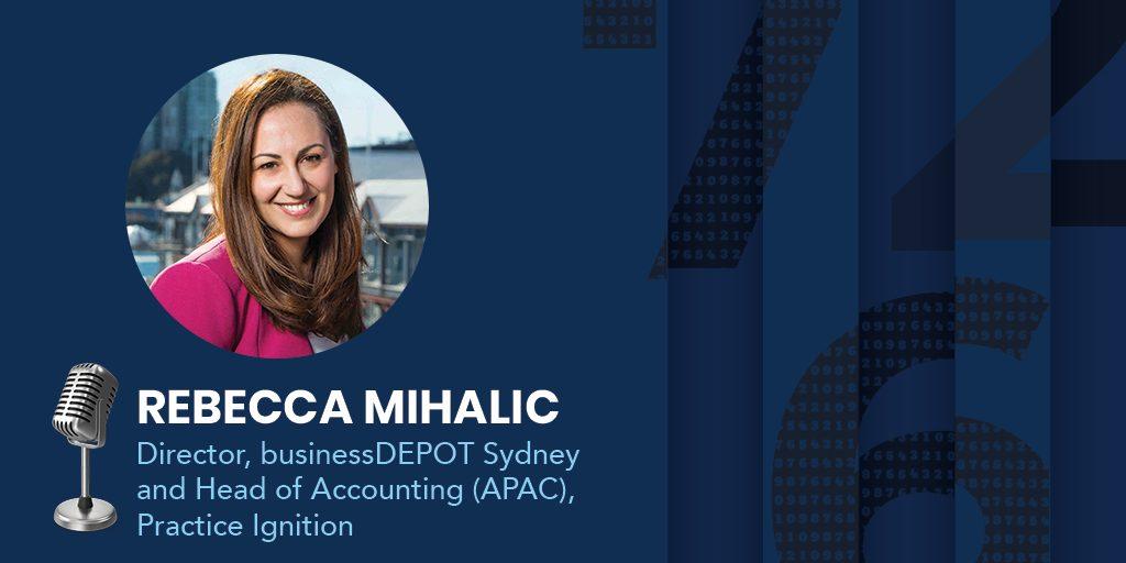 Rebecca Mihalic Director of businessDEPOT (Sydney)