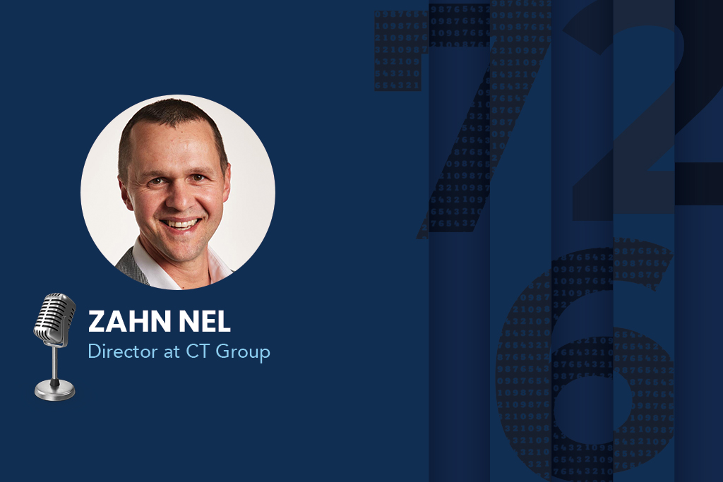 Zahn Nel, Director of CT Group Solutions,