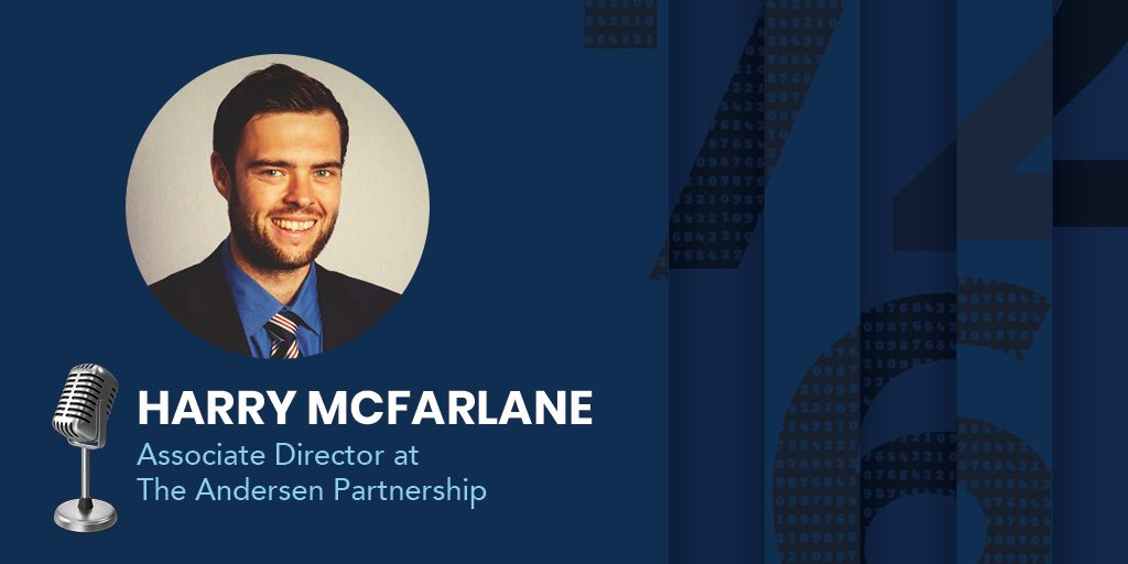 Harry McFarlane, Associate Director at Andersen Partnership.