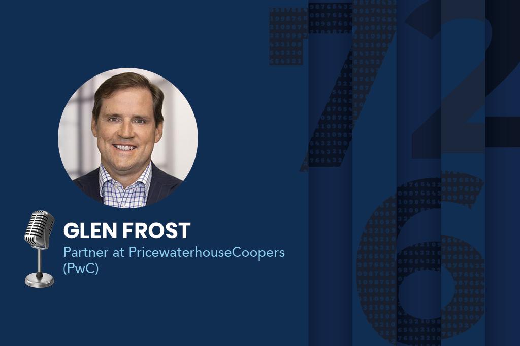 Glen Frost, a Partner at PwC Australia, based in Sydney
