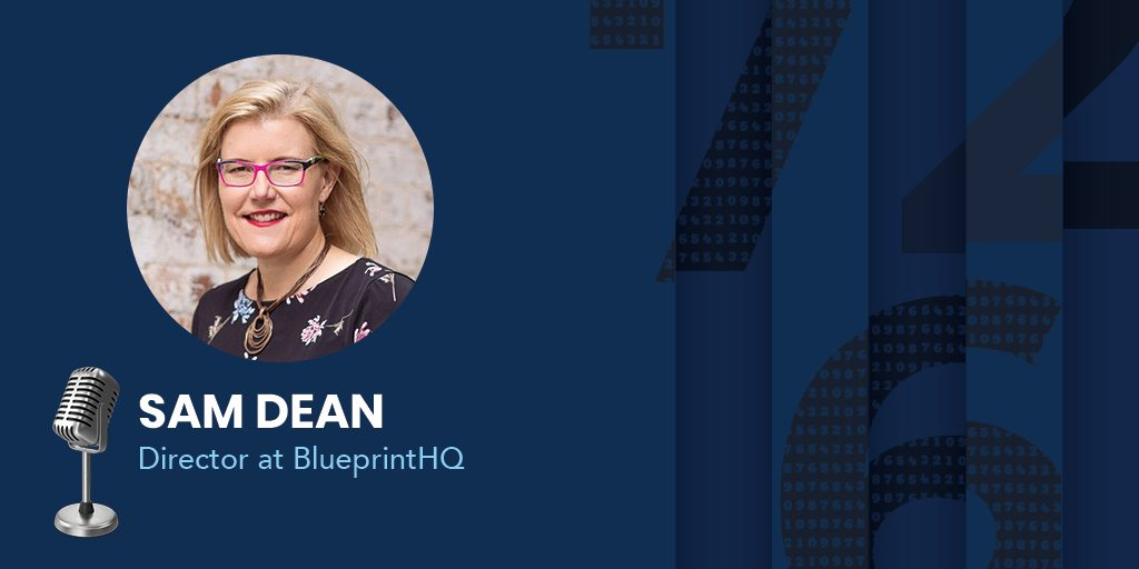 Samantha Dean, Founder of BlueprintHQ