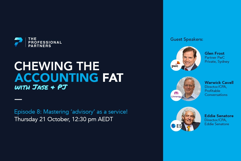 Chewing the Accounting Fat, Ep #8